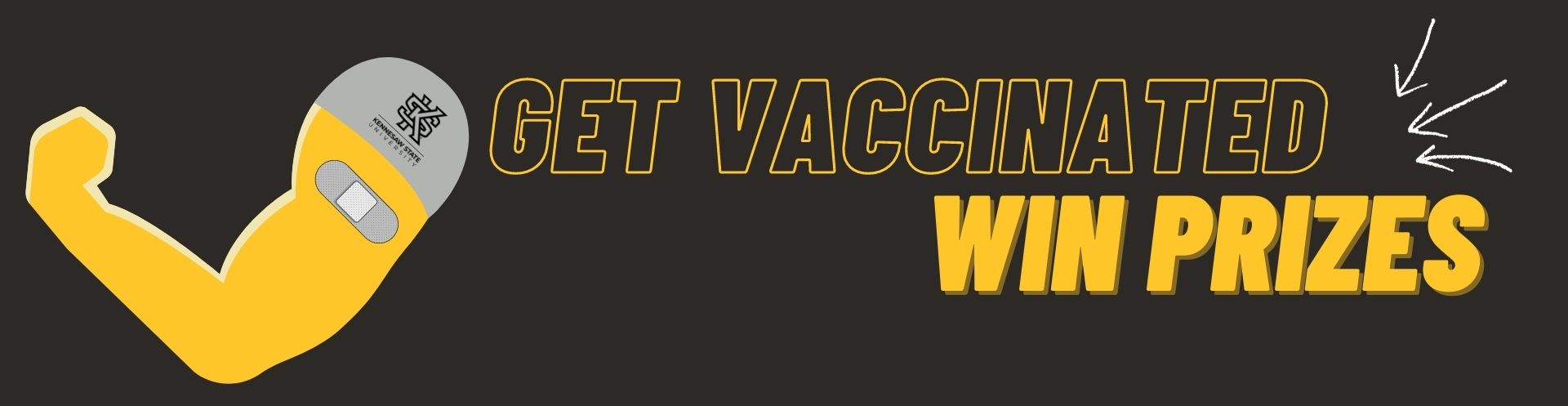 Get Vaccinated - Win Prizes
