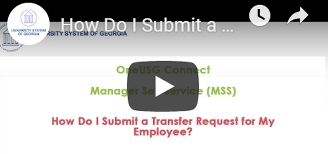 MSS Transfer employee icon