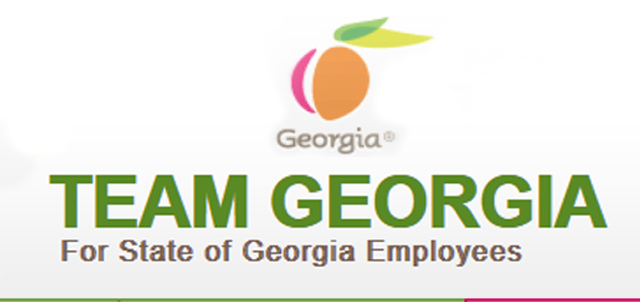 Team Georgia logo for state employees